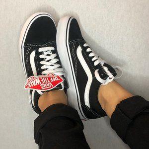 (NEW) VANS Old Skool Core Classic Shoes